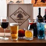 寄りみちバル CHILLAX - ビールからサワー、チューハイ、ワインなど多数ご用意してます。