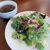 カフェ・ベルダン - 料理写真:スープとサラダ