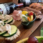 寄りみちバル CHILLAX - 料理写真