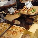 レフィーユ ブティック - お惣菜系パン
