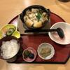コレッサ - 料理写真:牛もつ鍋定食