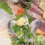 鳥取県・島根県 郷土料理かば - ほうぼう、イワシ、イサキ?