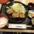 米米麦麦 - 料理写真:黒豚ひれかつ膳
