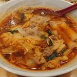 麺屋 龍 - 料理写真:スタミナ龍麺