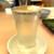 炭火と海鮮 大衆酒場くろき - ドリンク写真:高槻 清鶴酒造さんの「純米酒 ひやおろし」