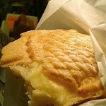 薄皮鯛焼 しっぽのあんこ - しっぽのあんこ三宮店 鯛焼きクリーム(130円)
