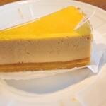 123904350 - エクスキ。スパイシー&トロピカルなチーズケーキ。