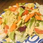 nico+ - アボガドのサラダ 自家製ドレッシング