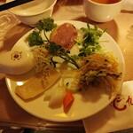 九戸茶語 - 料理写真:
