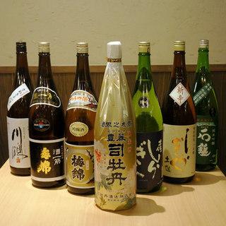 【四国の味を愉しむ】四国の郷土料理と地酒を堪能