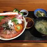 Kaneshou - 海鮮丼 1680円