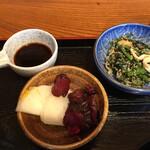 Kaneshou - 小鉢・香の物