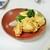 六本木 - 料理写真:たこ天ぷら