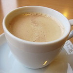 ジョイフル - 食後には泡立ちコーヒー