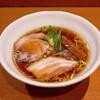 中華そば うえまち - 料理写真:☆【中華そば うえまち】さん…人気の醤油(≧▽≦)/~♡☆