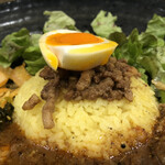 SPICY CURRY 魯珈 - ルーローハン