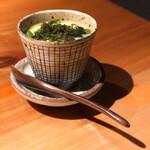 焼き鳥 とりら - 茶碗蒸し