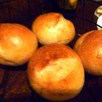 火の車 - パン・・自家製ではありませんが、美味しいパンです。