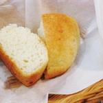 地中海食堂 タベタリーノ - 【2012-03-24】パン