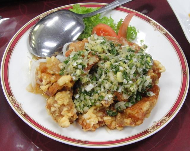 華々 - 油淋鶏【2012/04/0*】