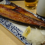 海の幸 美味 - シマホッケ焼き