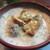 TAHOE - 料理写真:手羽元シチューはぐつぐつ煮立っています