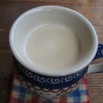 風泉 - ほうじ茶ミルクティー