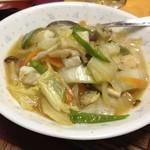 石狩 - 優しい海鮮野菜炒め!