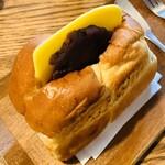 タロ コーヒー - あんバターサンド これもめちゃくちゃ美味しいよ!