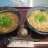 讃岐屋 雅次郎 - 料理写真:カニみそつけめん