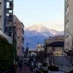 小作 - 山はあっても山梨県は山が多い!
