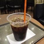 サンマルクカフェ - アイスコーヒー