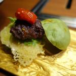 nikuryourikojirou - ミニミニハンバーガー