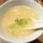 Kozarachuukamomoten - スープ♪