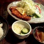 のどか - 豚ロース味噌漬け700円