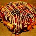 雅頌 - 雅頌焼きシーフード玉(924円)+餅・チーズトッピング