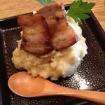 煮炊屋 金菜 - ポテサラ