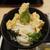 つづみ - 料理写真:とり天ぶっかけ(冷)