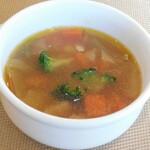 フォーハーツ - ランチセットのスープ