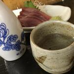 マツヤ木曽 - 熱燗1合 \33o