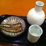 加辺屋 - お酒(久保田千壽)