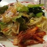 蔵 庵 - 相変わらず野菜もたっぷり摂れる