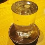 地酒とそば・京風おでん 三間堂 - 獺祭(だっさい)大吟醸:714円