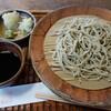 そば蔵 谷川 - 料理写真:もりそば(手挽き)