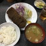 とんかつ料理 とん八 - 料理写真: