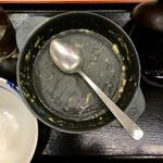 松屋 - その他写真:ご馳走様の完食です