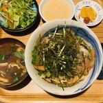 ツダヤショクドウ - 海鮮丼定食