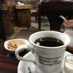 珈琲玲瓏 - ドリンク写真:玲瓏ブレンドコーヒー