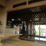 鶴舞家 - 店内の様子