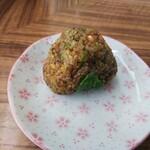 麺や 福座 - 料理写真:チャーハンおにぎり
